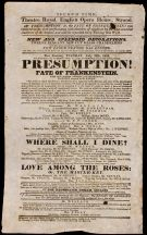 Presumption 1823 - Cooke